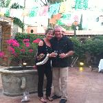 Happy Couple @ Hacienda de los Santos