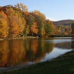 Fall foliage at Storm King