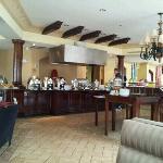 desayunando en el clarín Tegucigalpa