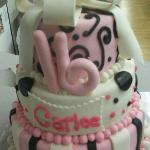 we also offer specialty cakes