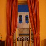 Zimmer- und Balkonausblick