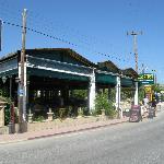 Dionisos Restaurant Main street.