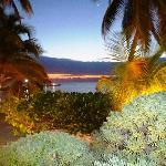 Sunrise from El Pescador's beach
