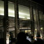 Ingresso Hotel notturno