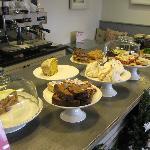 Range of good cakes