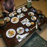 Delicious Kaga cuisine