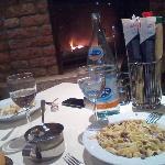 Angolino tranquillo...relax e buon pasto