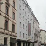 Hotel - street view