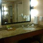 Rio Suites 2nd Bathroom Area