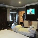 The Captains suite