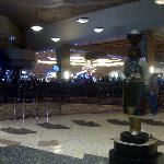 Sandia Resort Lobby