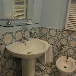 bagno maiolicato