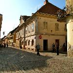 street of Varazdin