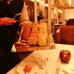 Bread Selection at the Lockwood Restaurant