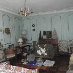 The communal living room