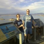 Lake Mead Overlook