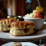 Scones in Afternoon Tea