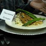 Pan Seared Grouper