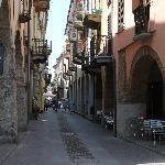 Nizza Monferrato - main street!