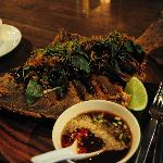 Whole Crispy Fried Fish