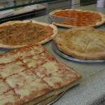 All Varieties of Pizza