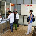 Waiting for Ha Ziang travel permit