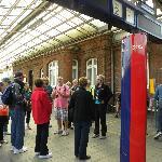 Train Station Wismar