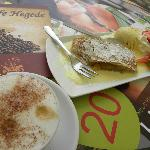 Coffee in the market Square, Wismar