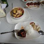 some of the dishes which we ordered