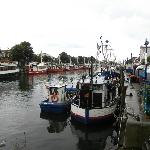 Warnemünde Harbour