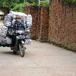 Ha Giang goods transport