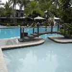 The pool is beautiful!