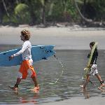 going surfing intermediate lesson