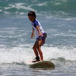 kids surf beginner lesson playa hermosa