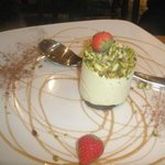 Pistachio Dessert--tasted even better than it looks!
