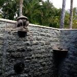 Akala Manu shower