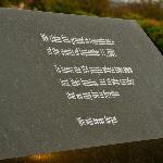 Memorial Sign.