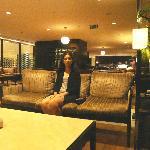 кофейный зал