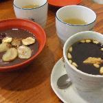 ソウルでニ番目においしい店 タンパッチュと生姜茶