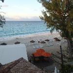 Bougainvillea's beach
