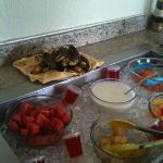 esto es la prueba del buffet. Hay q mejorar esto!!