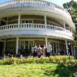 The garden house