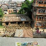 balcony view (school)