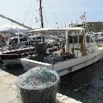 barca da pesca a saint florent