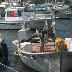 ancora barche da pesca