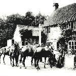 The Stag Inn circa 1920