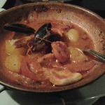 Portugese Seafood Stew