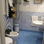 Snyggt rent badrum