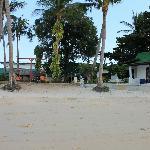 plage et chambre