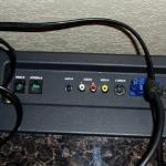 A/V connections to TV